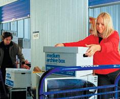 Автоматизирана система за проследяване на стоки и персонал