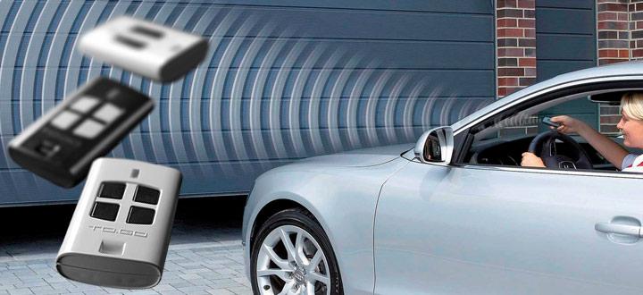 Менажиране на дистанционни и гаражни системи