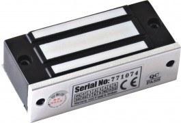 Електромагнит мини за шкафчета с издръжливост 60 кг.