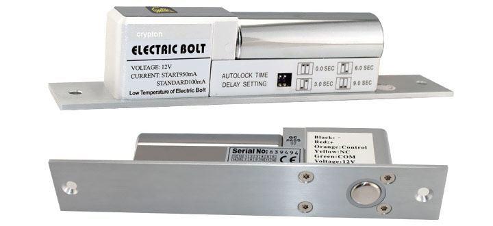 Електромагнитна брава тип Болт