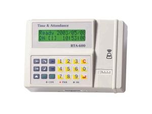 контролер с четец за контрол на достъпа и работното време