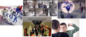 видеонаблюдение в училище