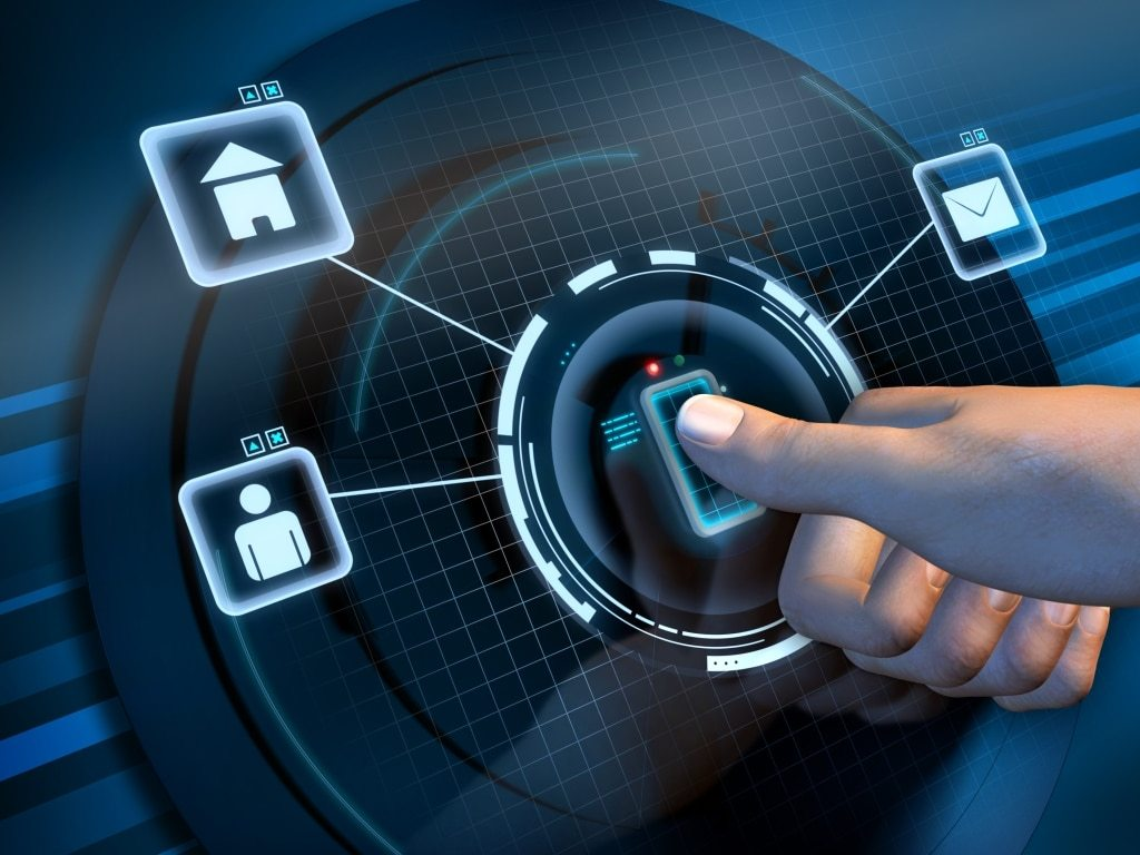 Пръстов отпечатък в системите за контрол на достъпа