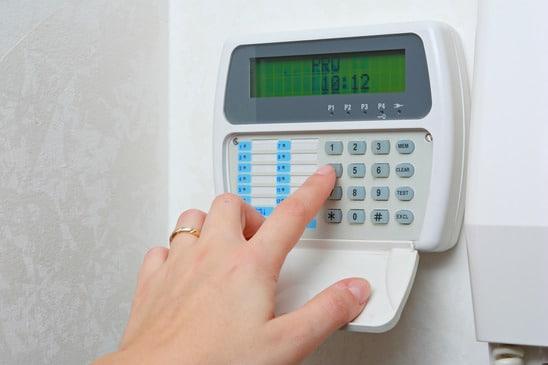 Домашни алармени системи