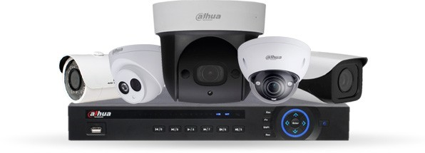 охранителни видеокамери