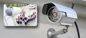 камери за видеонаблюдение в училище