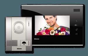 видеодомфон с камера