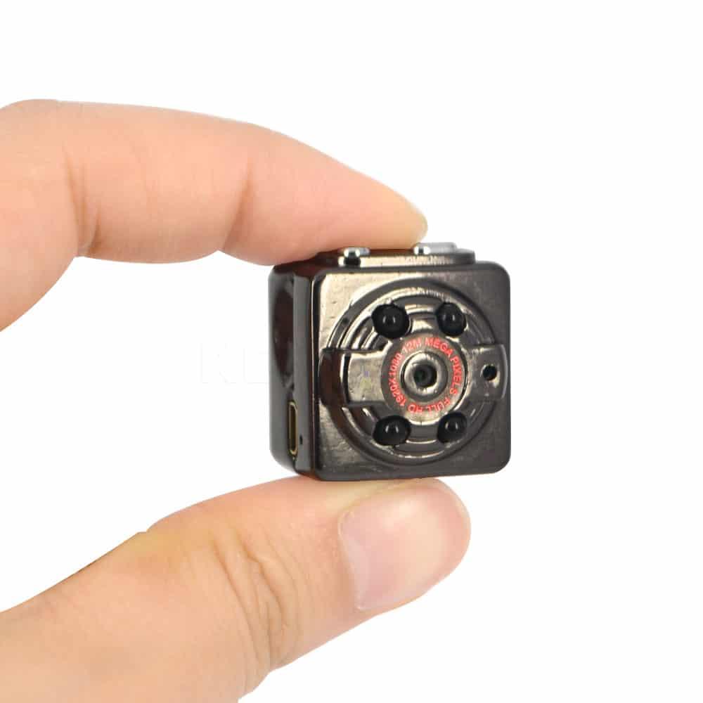 мини камери за наблюдение