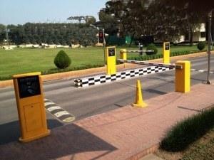 бариери за паркинг