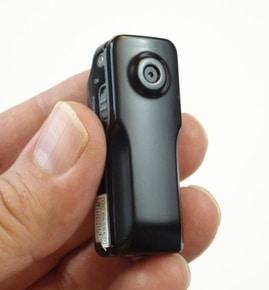мини шпионски камери