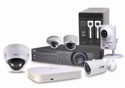 системи за видео наблюдение