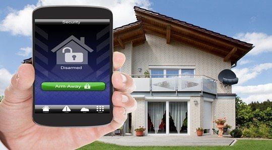 охранителна система за дома
