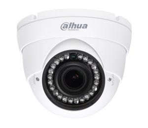 HDCVI куполна камера 1 МPixel HAC-HDW1100RP- VF