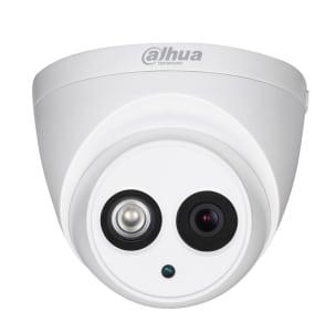 HDCVI куполна камера 1.4 МPixel HAC-HDW2120EP-0360B