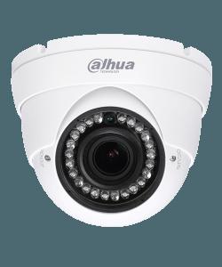 HDCVI куполна камера 2 МPixel HAC-HDW1200RP-VF