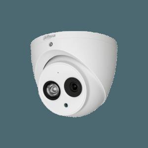 HDCVI куполна камера 4 МPixel HAC-HDW2401EM-0360B