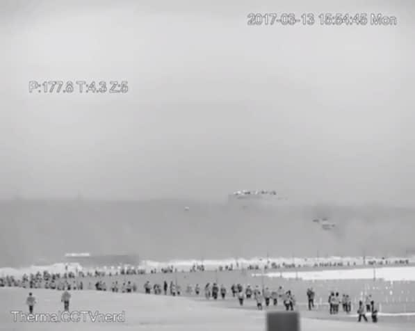 Ревю на камера Dahua TPC-PT8620B с 2800 m увеличение