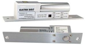 електрически брави за входни врати