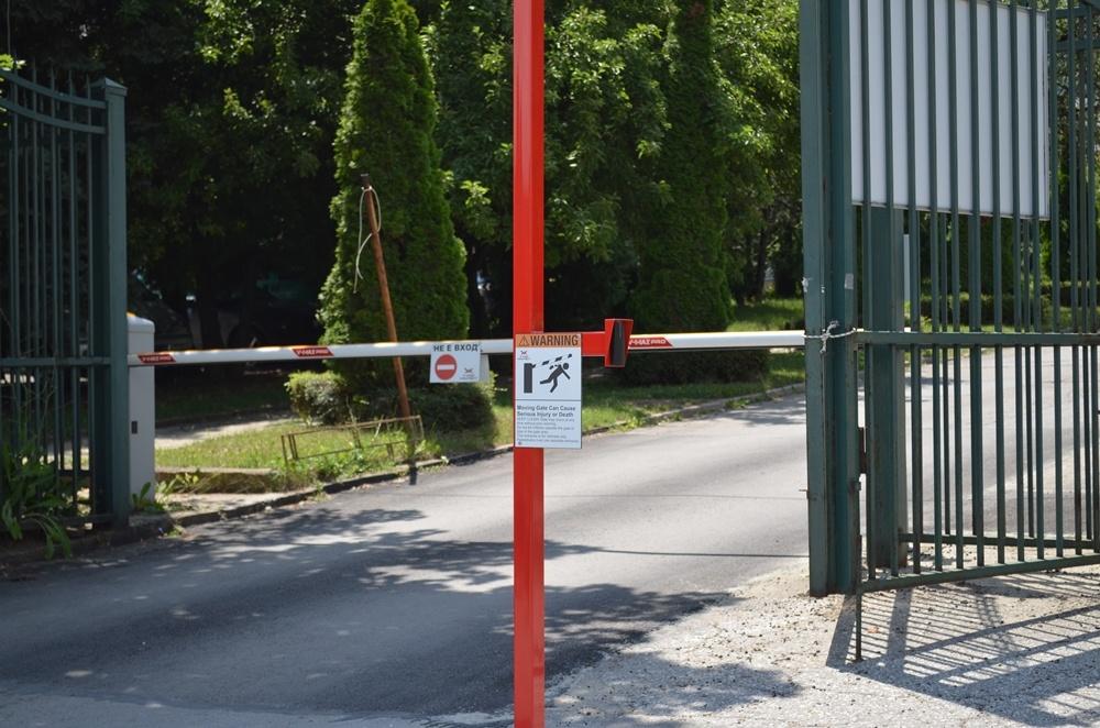 бариера за паркинг