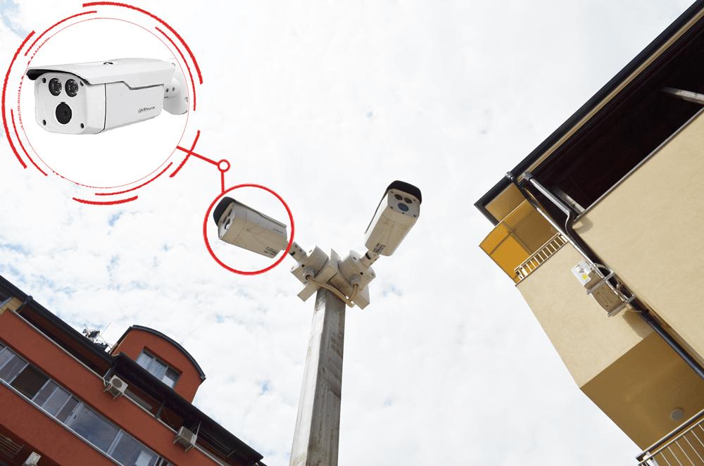 Системи за видеонаблюдение в София цени